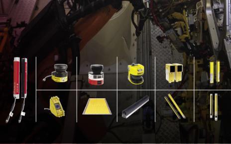 Устройства безопасности Rockwell Automation