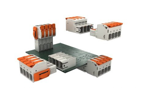 WAGO Pluggable Connectors 832 Series