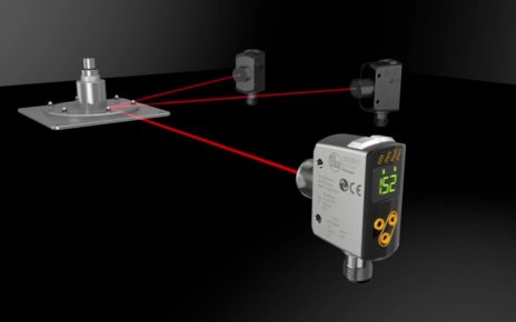 Лазерные датчики ifm с технологией PMD