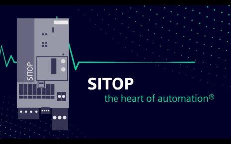 Siemens SITOP power supply portfolio